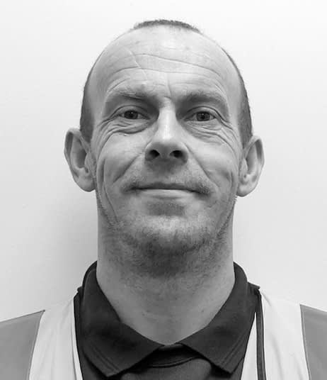 Paul Reilly who works for Contract Services